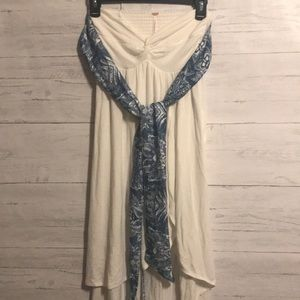 Free people coverup dress